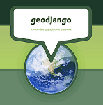 Powered by geodjango